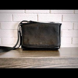 COLAB black satchel purse